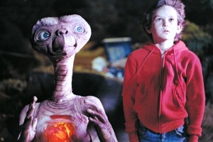 E.T. Favorite Film 1980s