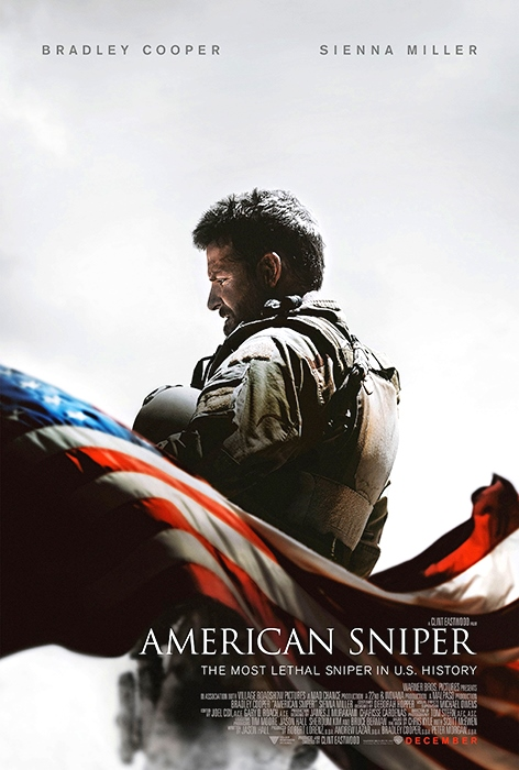American-Sniper_2014 Best Picture_Poster