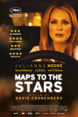 Maps to the Stars_Poster