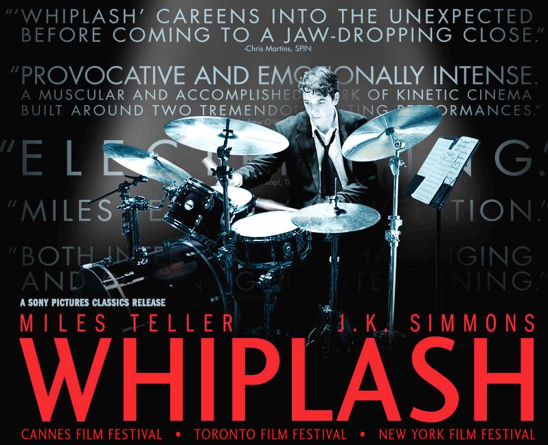 Whiplash_2014 Films that Matter_Poster-Art