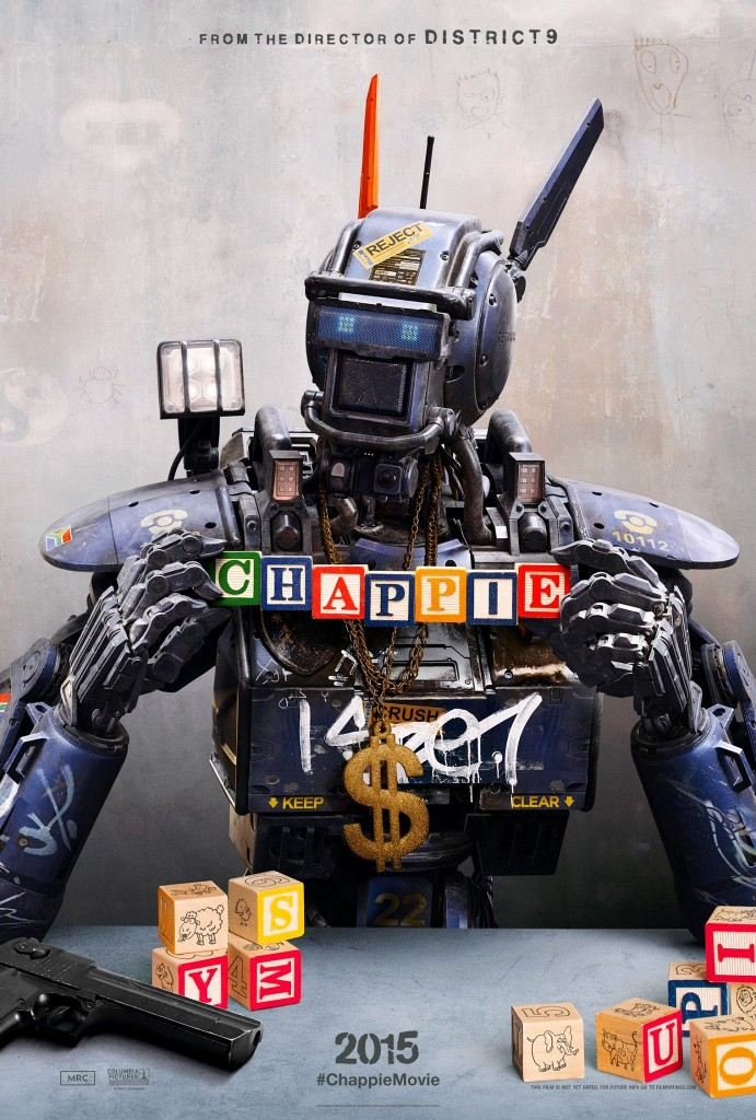 Chappie _2015-Poster
