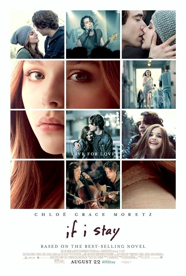 If I Stay 2014_Waste of Time_FlickMinute