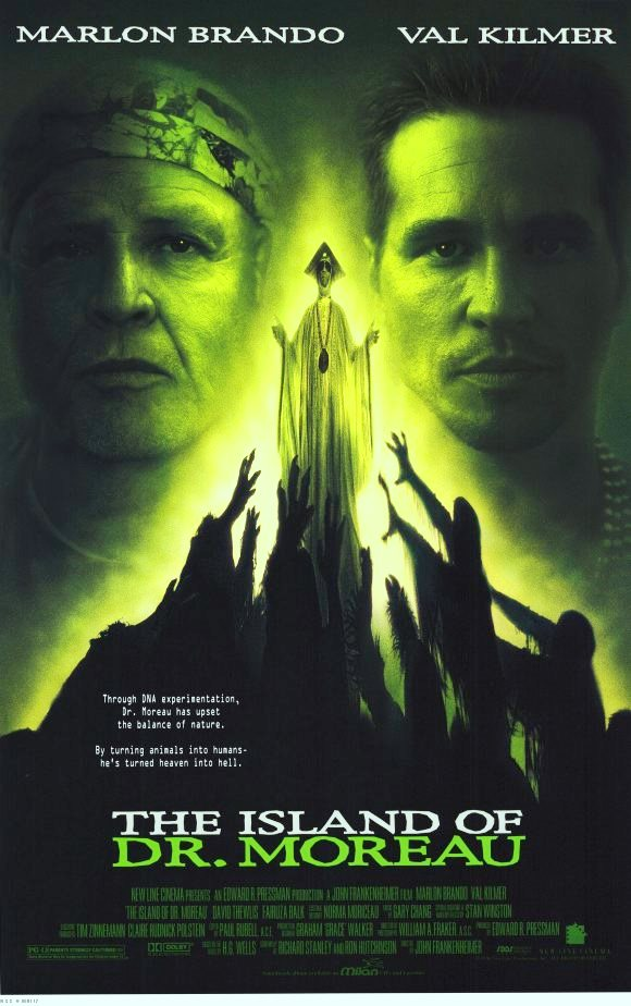 Island of Dr Moreau_Disaster 1996_Flick Minute