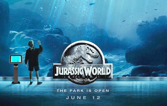 Jurassic World-2015 Blockbuster_Review