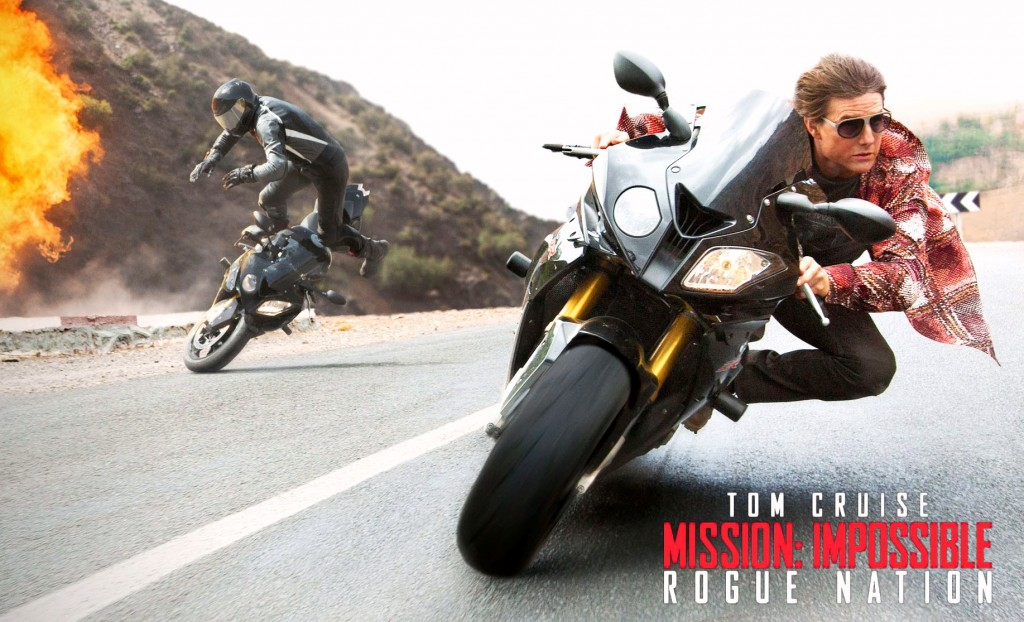 Mission Impossible 5 Rogue Nation_Action Art