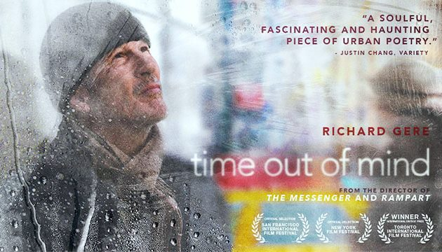 Time_Out _of_Mind_Gere_Richard Promo 2015-FlickMinute