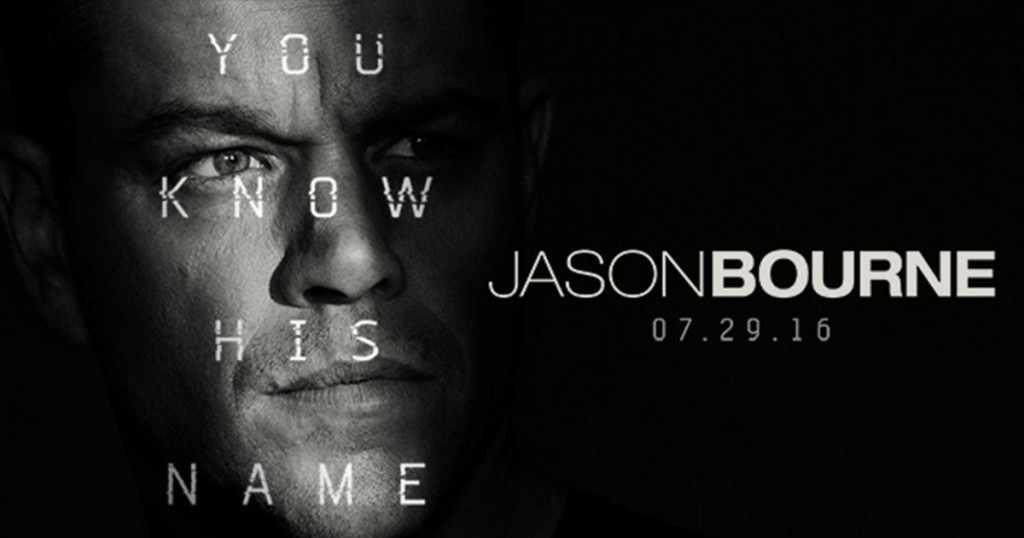 Jason - Bourne_Blockbuster 2016 FlickMinute