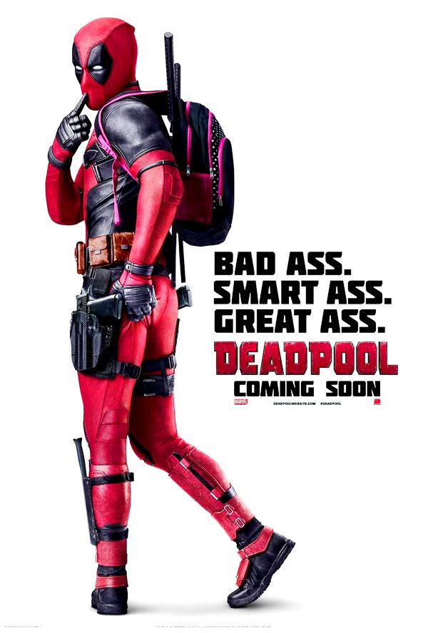 Deadpool_Comic Book Comedy_Big Screen