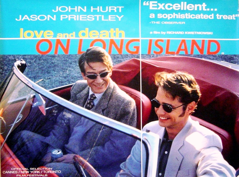 Love and Death on Long Island_John Hurt-DVDs
