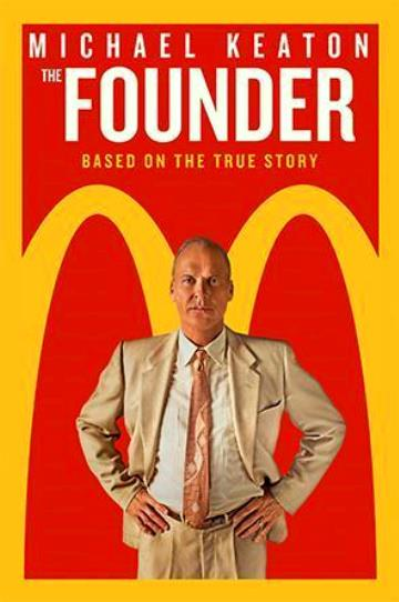 Founder_Michael Keaton as Ray Kroc