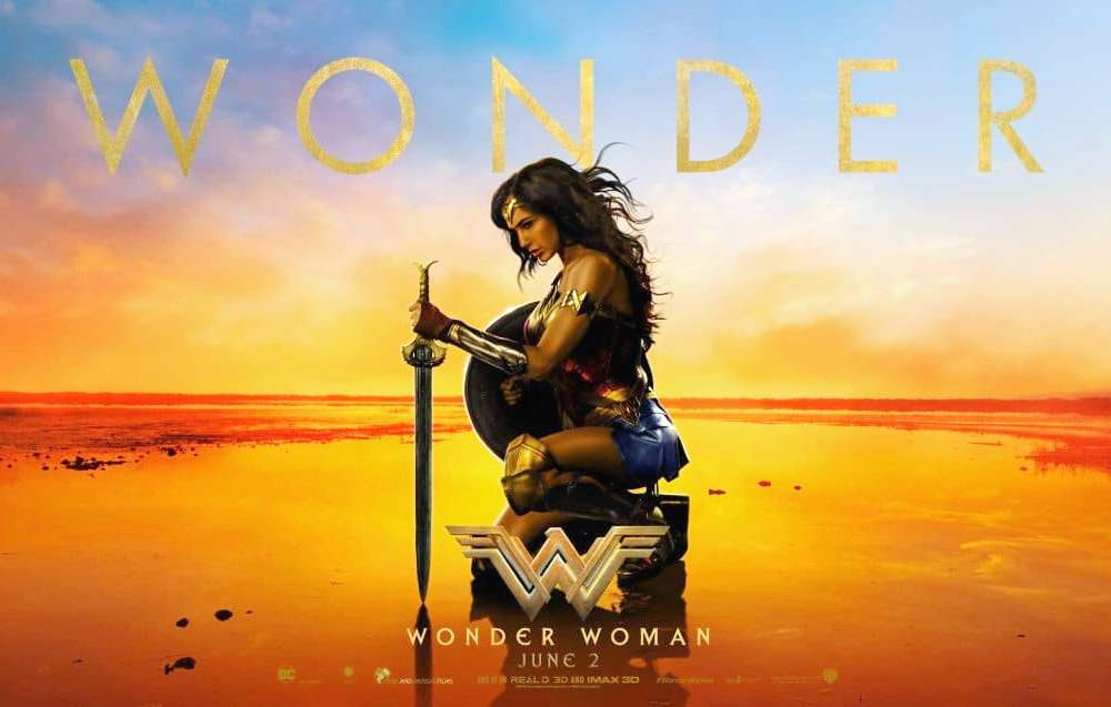 Wonder Woman_Gadot Poster