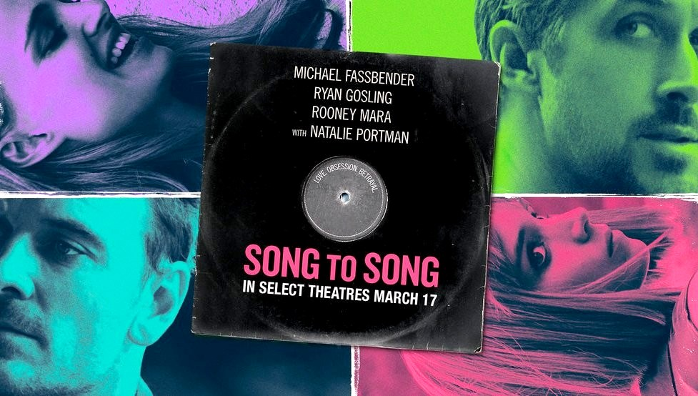 Song to Song_2017 Movie Malick_Poster