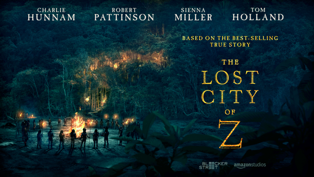 Lost City of Z_ Recommended 2017 Brainy-Films