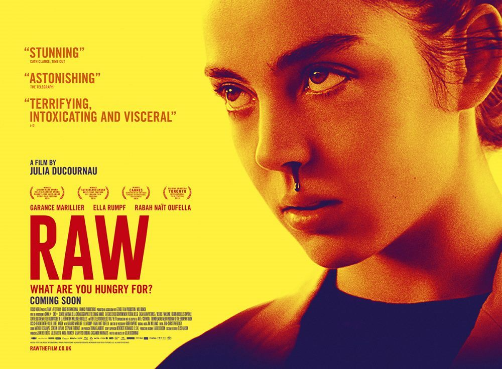 Raw_Movie_2017 Post