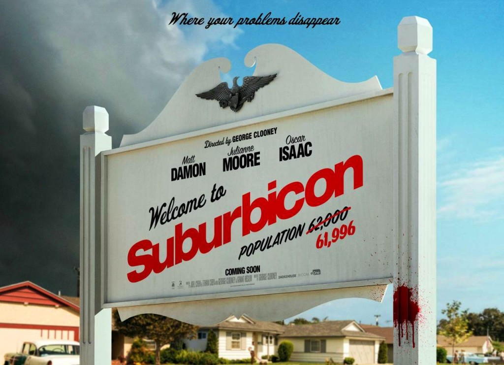 Suburbicon_2017 Review_Thriller_Flick Minute
