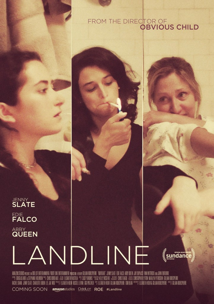 Landline FlickMinute_2017-Poster_Indie_Positive - Review