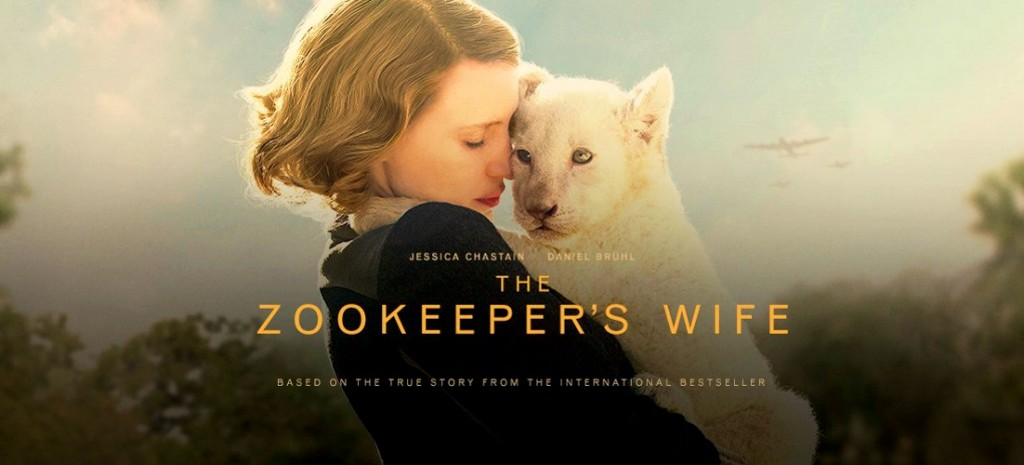 Zookeepers Wife_2017_Review Adaptaiton_Book_to_Film