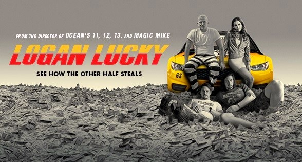 Logan-Lucky_Poster _2017-Heist-Movies