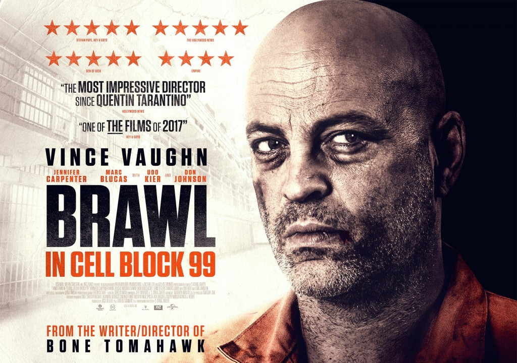 Brawl_in_Cell_Block_99 Review_FlickMinute