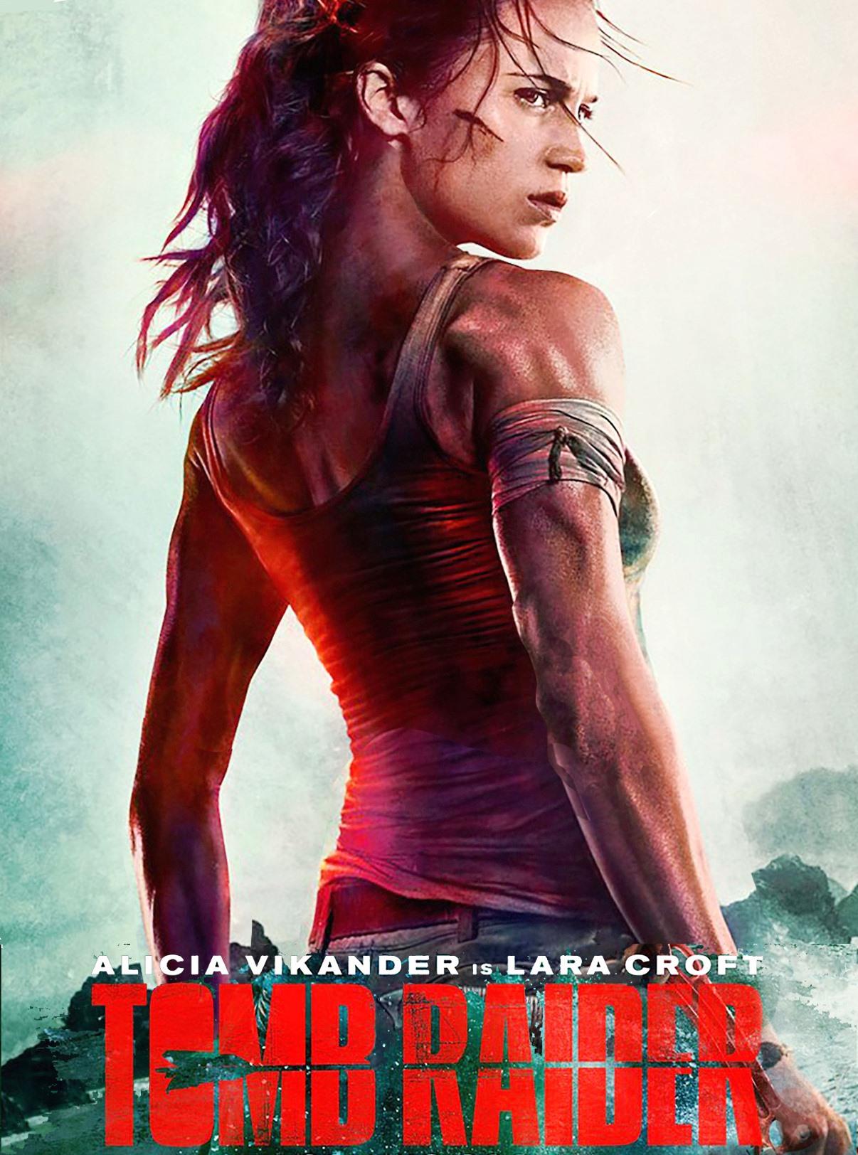Tomb Raider Flick Minute Flick Minute