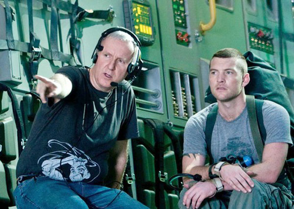 James Cameron directs