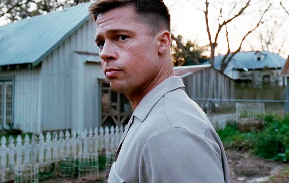 Tree-of-Life Hard-Parenting Tough-Love Brad Pitt Terrence Malick Masterpiece